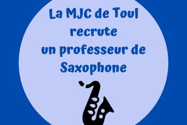 professeur de saxo