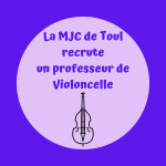 professeur de violoncelle